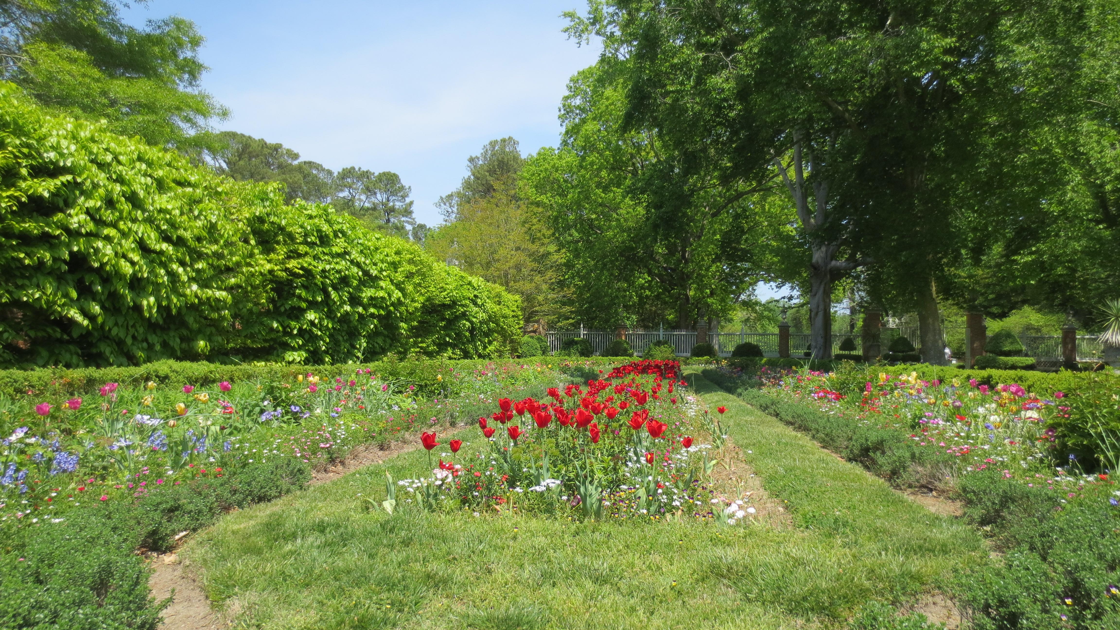 Palace Formal Gardens